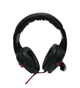 Headset Gamer con Micrófono Doble Plug