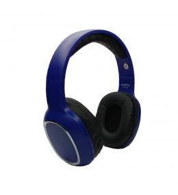 Audífonos Bluetooth Estéreo Azul