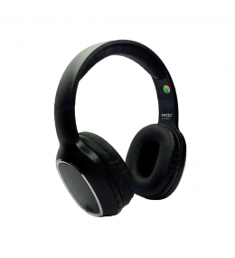 Audífonos Bluetooth Estéreo Negro