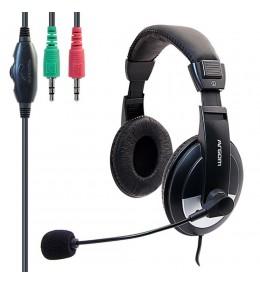 Headset Doble Plug