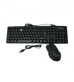 Combo Teclado y  Mouse USB en Español
