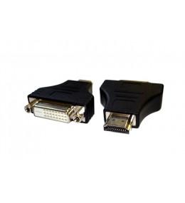 Adaptador DVI Hembra a HDMI Macho
