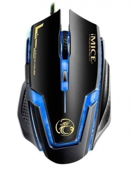MOUSE GAMER IMICE A9 USB