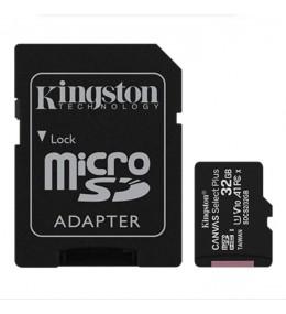 MEMORIA MICRO SD 32GB KINGSTON CANVAS