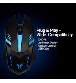 Combo Teclado Mouse Gamer Argom USB