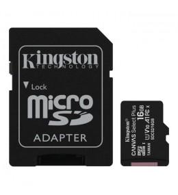 MEMORIA MICRO SD 16GB KINGSTON CANVAS