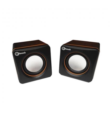 Bocinas Multimedia Speaker USB 6 Watts