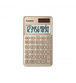 Calculadora Casio SL-1000SC Dorado