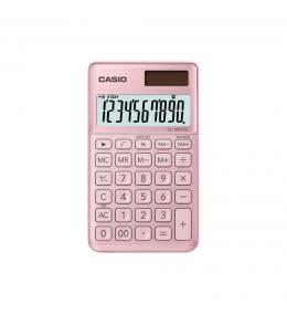 Calculadora Casio SL-1000SC Rosado