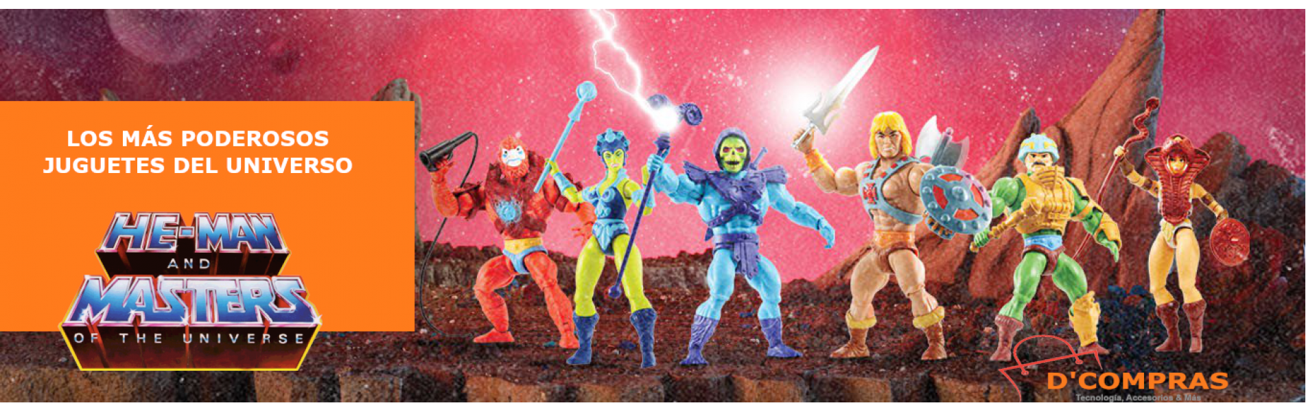 MOTU - Masters of the Universe