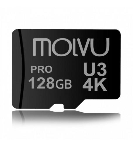 Memoria MicroSD 128GB PRO UHS U3