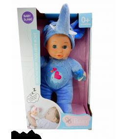 Muñeca con canción de cuna/ 30 cms