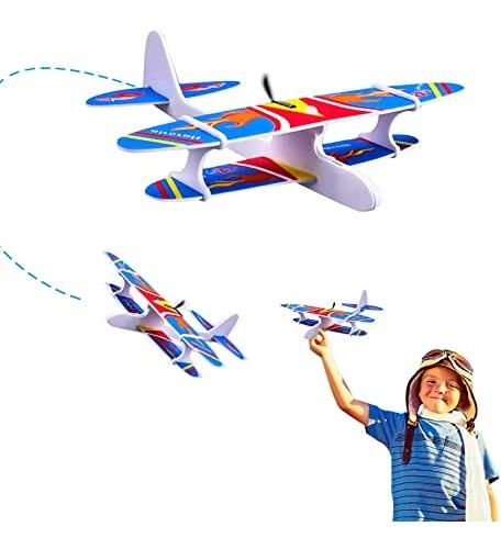 Avión Planeador Eléctrico-Recargable