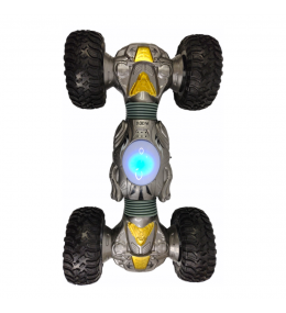 Carro de control remoto recargable/ Doble Cara