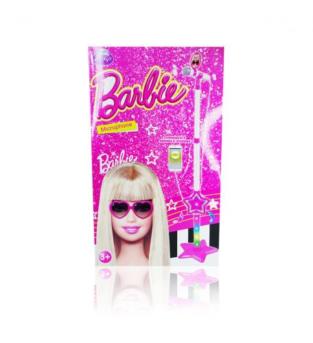 Micrófono Barbie