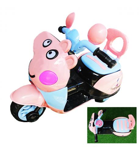Motocicleta de Pepa Pig