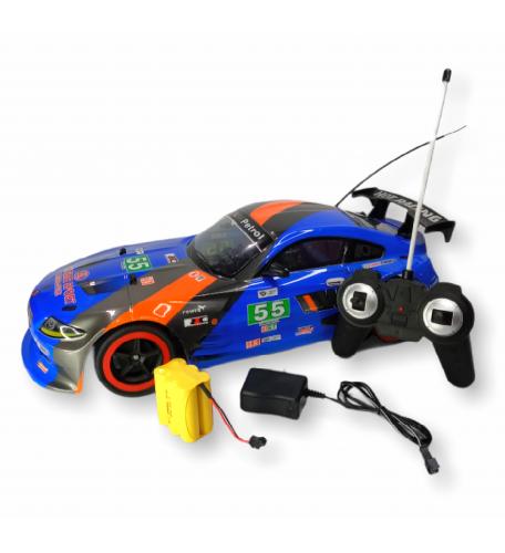 Carro de Control Remoto BMW/Recargable/43 cms