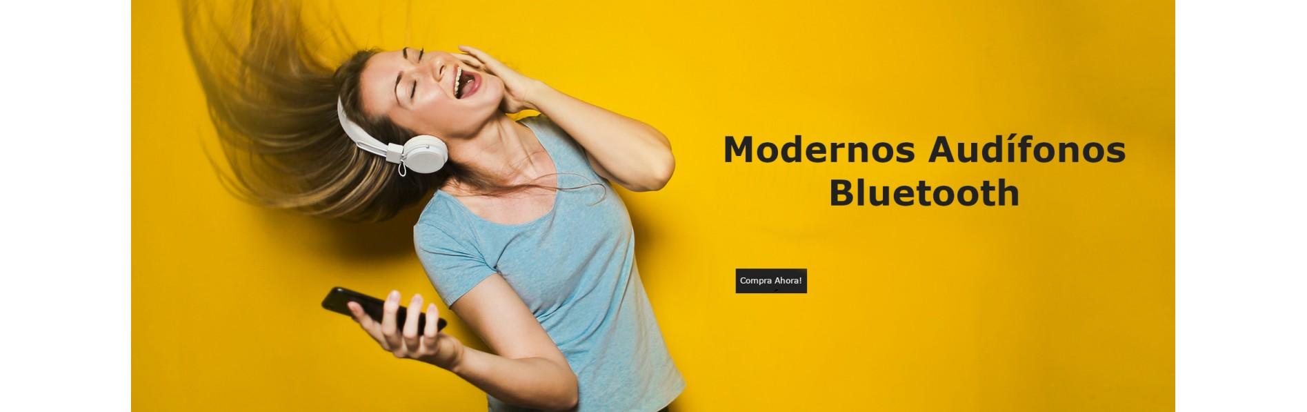 Modernos Audífonos
